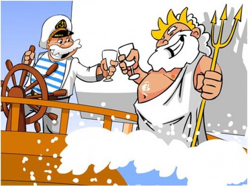 Поздравления с днем моряков
