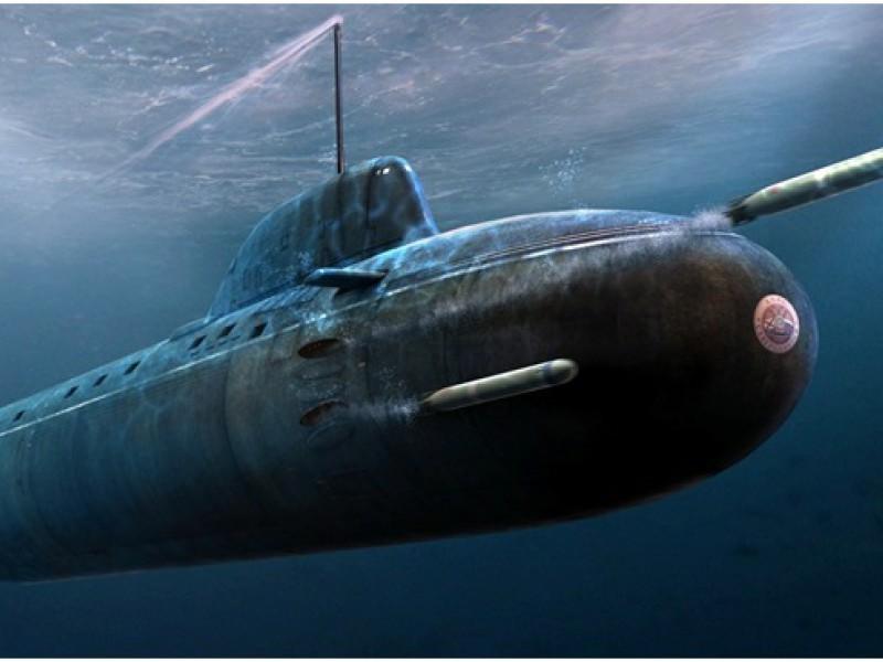 четвертое поколение подводных лодок
