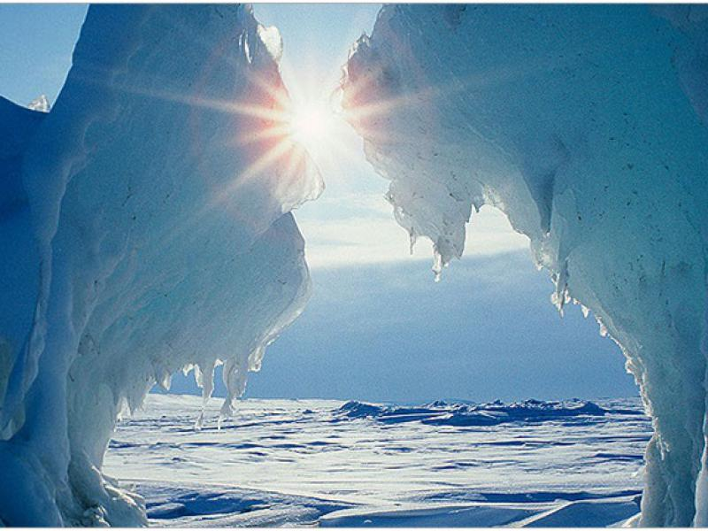 фото таяние арктики